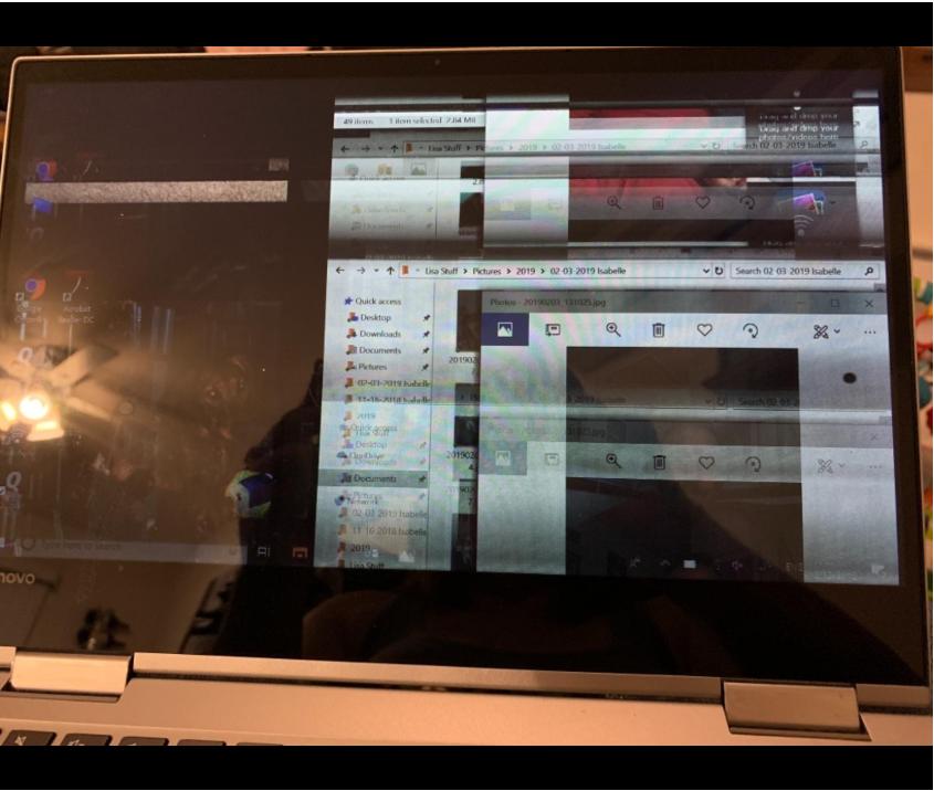 Lenovo 730 Flickering Screen Investigation | Migliaccio